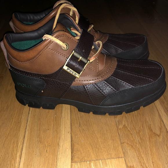 Polo Ralph Lauren Dover Boots